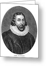 John Winthrop (1588-1649) Greeting Card
