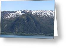 Juneau, Alaska Greeting Card