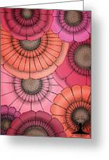 Just Flowers Greeting Card