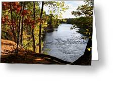 Kettle River Overlook Greeting Card