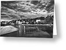 Landsberg, Germany Greeting Card