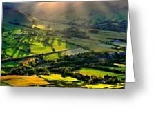 Landscape By Greeting Card