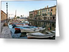 Lazise - Italy Greeting Card