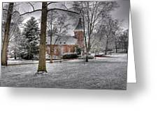 Lee Chapel Greeting Card