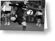 Lionel Messi 2 Greeting Card