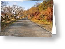Loch Voil Greeting Card