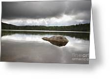 Lonesome Lake - White Mountains New Hampshire Usa Greeting Card