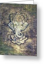 Lord Ganesha Greeting Card