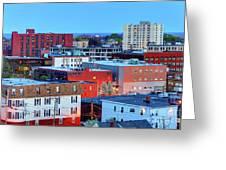 Lynn, Massachusetts Greeting Card
