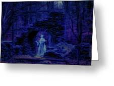 Madame Sherris Castle Ruins Greeting Card