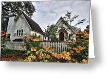 Magnolia Springs Greeting Card