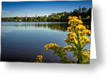 Mahone Bay Greeting Card