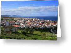 Maia - Azores Islands Greeting Card by Gaspar Avila