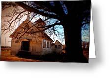 Marsh Berea Church Greeting Card
