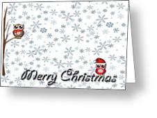 Christmas Card 8 Greeting Card