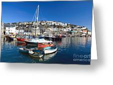 Mevagissey Greeting Card