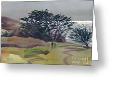 Miramonte Point 1 Greeting Card