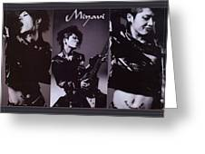 Miyavi Greeting Card