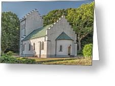 Molle Chapel Greeting Card