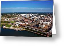 Montgomery Alabama Greeting Card