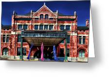 Montgomery Union Station Greeting Card