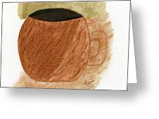 Mug Moments Greeting Card