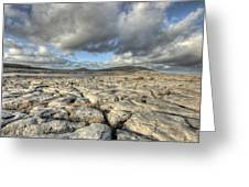 Mullaghmore Mountain Greeting Card
