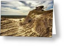 Mungo National Park, Australia Greeting Card