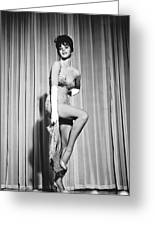Natalie Wood Greeting Card