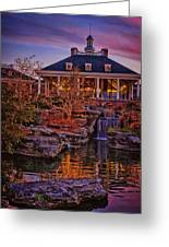 Opryland Hotel Greeting Card