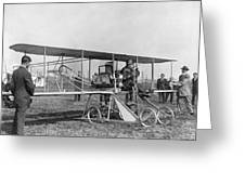 Orville Wright (1871-1948) Greeting Card