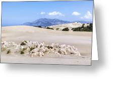 Patara Beach - Turkey Greeting Card