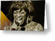 Patti Labelle Collection Greeting Card