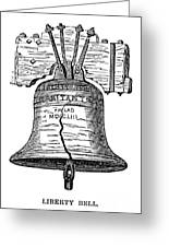 Philadelphia: Liberty Bell Greeting Card