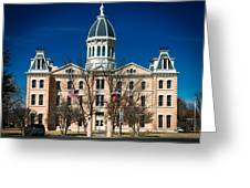 Presidio County Courthouse Greeting Card