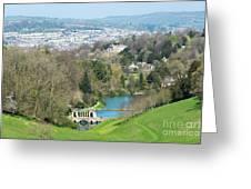 Prior Park, Bath Greeting Card