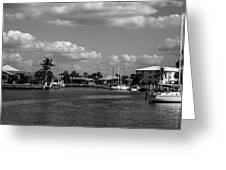 Punta Gorda From Aqui Esta Greeting Card
