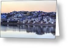 Pushkar - India Greeting Card