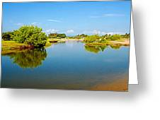 Reflects Greeting Card