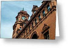 Richmond Virginia Architecture Greeting Card