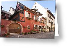 Riquewihr France Greeting Card