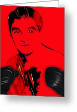 Rocky Marciano Collection Greeting Card