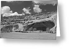 Route 66 - Lupton Arizona Greeting Card