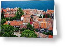 Rovinj - Croatia Greeting Card