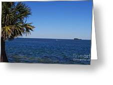 Sarasota Bay Greeting Card