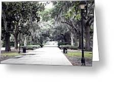 Savannah Greeting Card