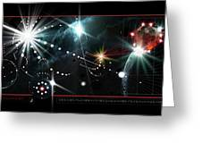 Sci Fi Greeting Card