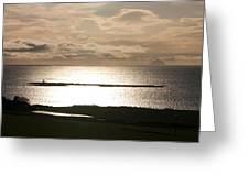 Scottish Coast Greeting Card
