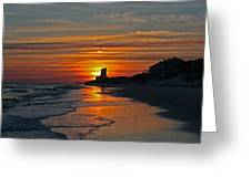 Seagrove Beach Greeting Card