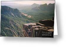 Sedona Mesa Greeting Card